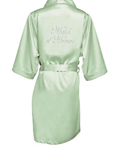Brand New Silk Bridesmaid Robes Six in Total