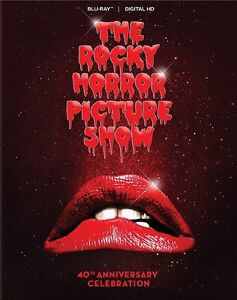 BLU-RAY! THE ROCKY HORROR PICTURE SHOW