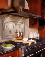 Quality and affordable Tiles and backsplash installation