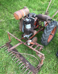 Rowse Mower Parts