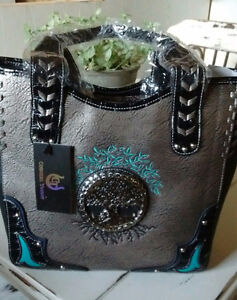 New Western Tote