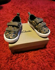 Clarks 5G trainers