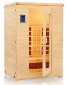 Far Infra-Red Sauna by High Tech Health (2 person)