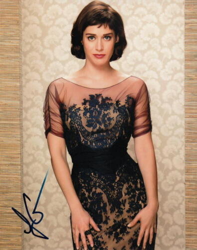 LIZZY CAPLAN.. Masters Of Sex - SIGNED