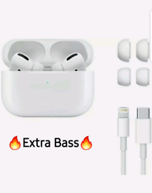 🔥Airpod Pro Grade A & Bass, 2 types Available🔥