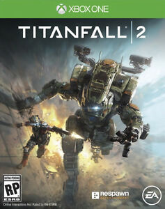 Xbox One Titanfall 2 Kitchener / Waterloo Kitchener Area image 1