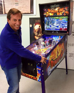 DIALED IN Pinball - In Our Showroom Now!