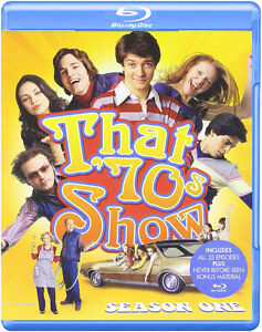 That 70s Show - Seasons 1 and 2 (Blu-Ray)
