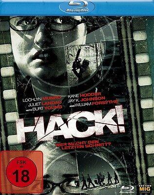 Hack! - Wer macht den letzten Schnitt? - BluRay