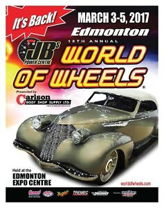 World of Wheels EDMONTON