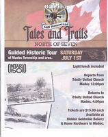 Tales and Trails North of Seven