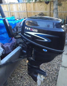Parsing 20HP outboard Motor, short shaft- 2008 year