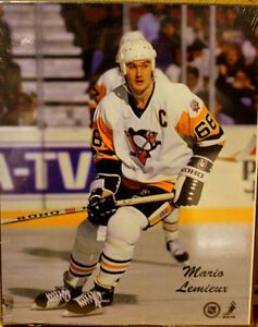 Pittsburgh Penguins Mario Lemieux Lot