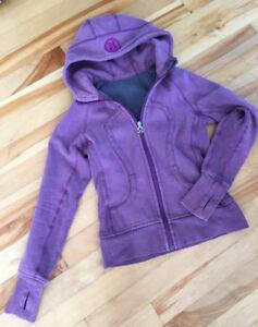 Lululemon jacket, size xs