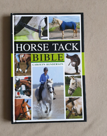 Brand New Horse Tack Bible Book