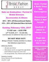 SALE!!  Graduation / Bridal / Formal Dresses up to 80% off