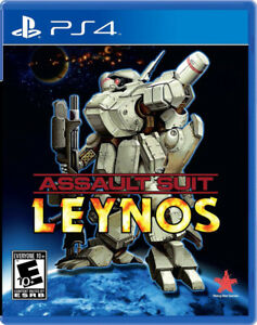 PS4 Assault Suit Leynos  - BRAND NEW SEALED