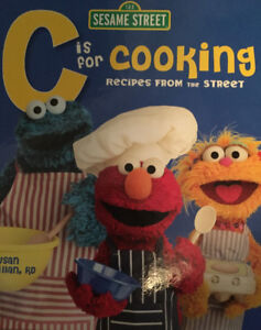 C is for Cooking cookbook for kids