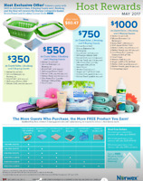 Clean Smart with Norwex! May's Specials