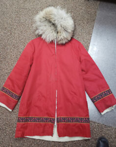 Authentic Inuvik Parka's