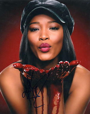 Keke Palmer   Scream Queens   Signed