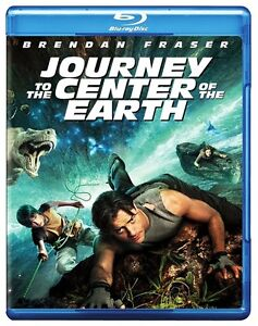 • • • JOURNEY TO THE CENTER OF THE EARTH 3-D (BLU-RAY) • • •