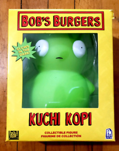 Kuchi Kopi Bob's Burgers Glow In The Dark Vinyl Figure