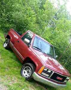 88 gmc Sierra step side