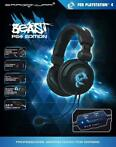Dragon War Beast Gaming Headset (PlayStation 4)