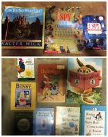 REDUCED Great kids books $10 all- in Vernon
