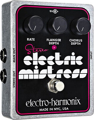 Electro-Harmonix Stereo Electric Mistress Chorus/Flanger
