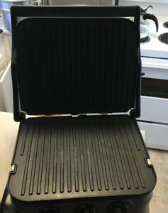 Cuisinart GR-4N 5-in-1 Open/Contact Griller/Griddler