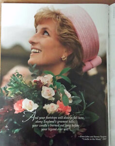 DIANA PRINCESS OF WALES 1961-1997 PEOPLE MAGAZINE Moose Jaw Regina Area image 2