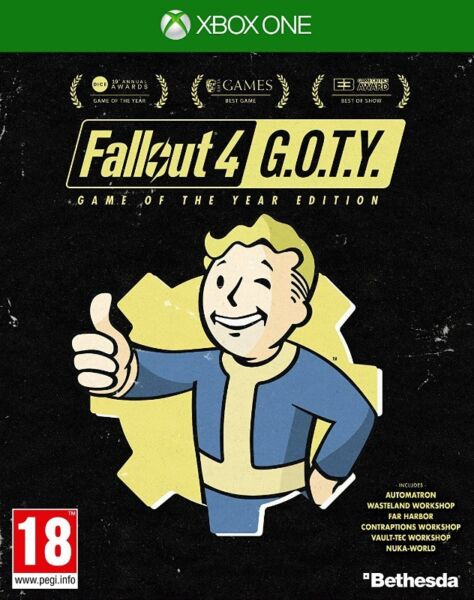 Xbox One Fallout 4 (brand new)