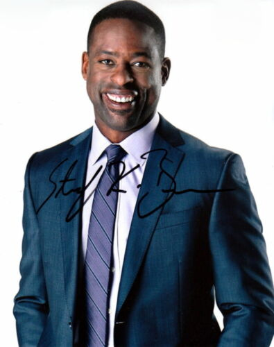 STERLING K. BROWN.. This Is Us - SIGNED