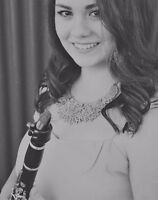 Clarinet Lessons - at home or in studio!