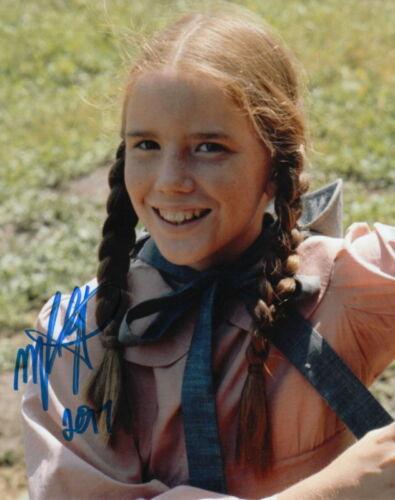 MELISSA GILBERT.. Little House On The Prairie's Laura Ingalls - SIGNED
