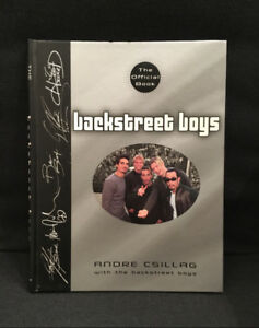 Backstreet Boys: The Official Book (Hardcover)