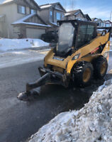 Ice Scraping & Snow Removal
