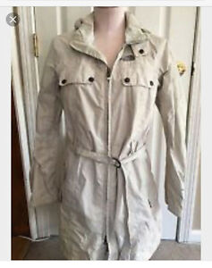 Women's North Face Hyvent Long Rain Trench Jacket