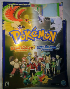 Pokemon soul silver and heart gold