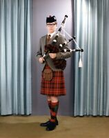 Play the Scottish Bagpipe
