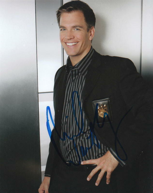 MICHAEL WEATHERLY.. NCIS: Naval Criminal Investigative Services - SIGNED