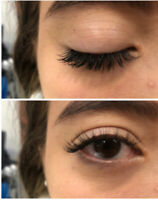 classic lashes- fuller lashes without Mascara