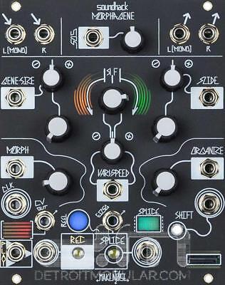 Make Noise Morphagene : Eurorack Module : NEW : [DETROIT MODULAR]