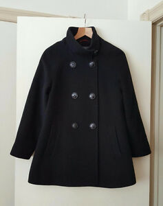 Liz Claiborne Winter Coat - Wool Blend - Size 8
