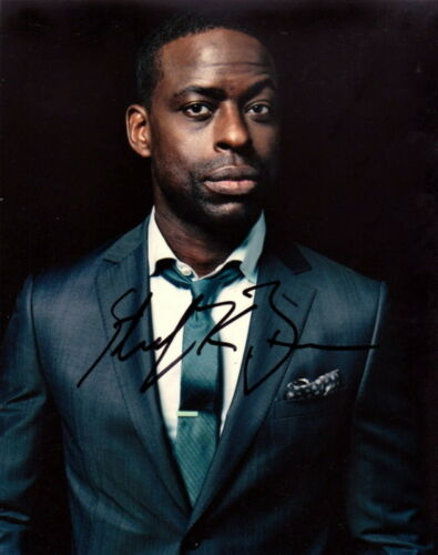 STERLING K. BROWN.. Handsome Charmer (This Is Us) SIGNED