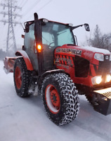 Commercial & Residential Snow Removal - Central Ottawa Area