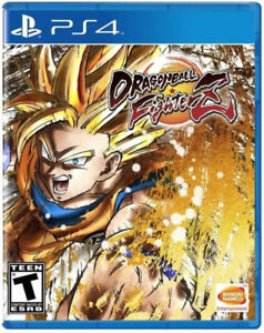 [PS4] Dragonball FighterZ, looking for other PS4 games as listed