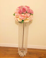 Wedding Flower Stands / Pilliars for Rent $40 Only